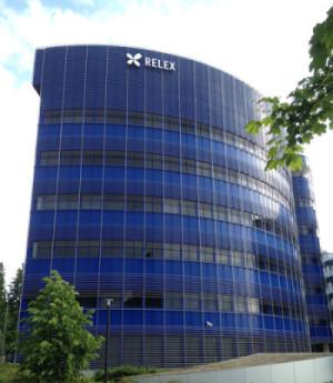RELEX Solutions Firmenzentrale in Helsinki