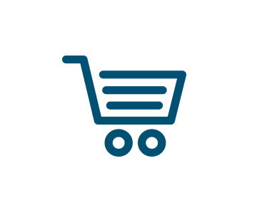 E-commerce omni-channel retailing icon