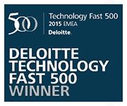 Deloitte Technology Fast 500 EMEA logos