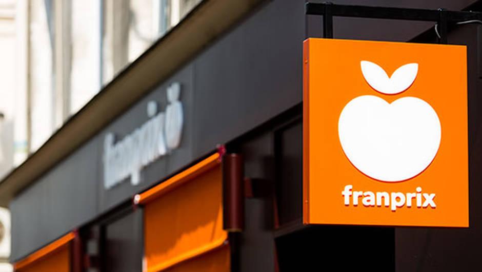 Franprix store