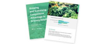 Grocery Retail Report Cover