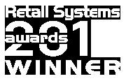 Retail Systems Awards Winner 2018