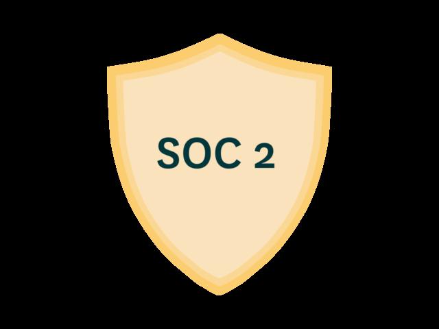 SOC 2 certificate